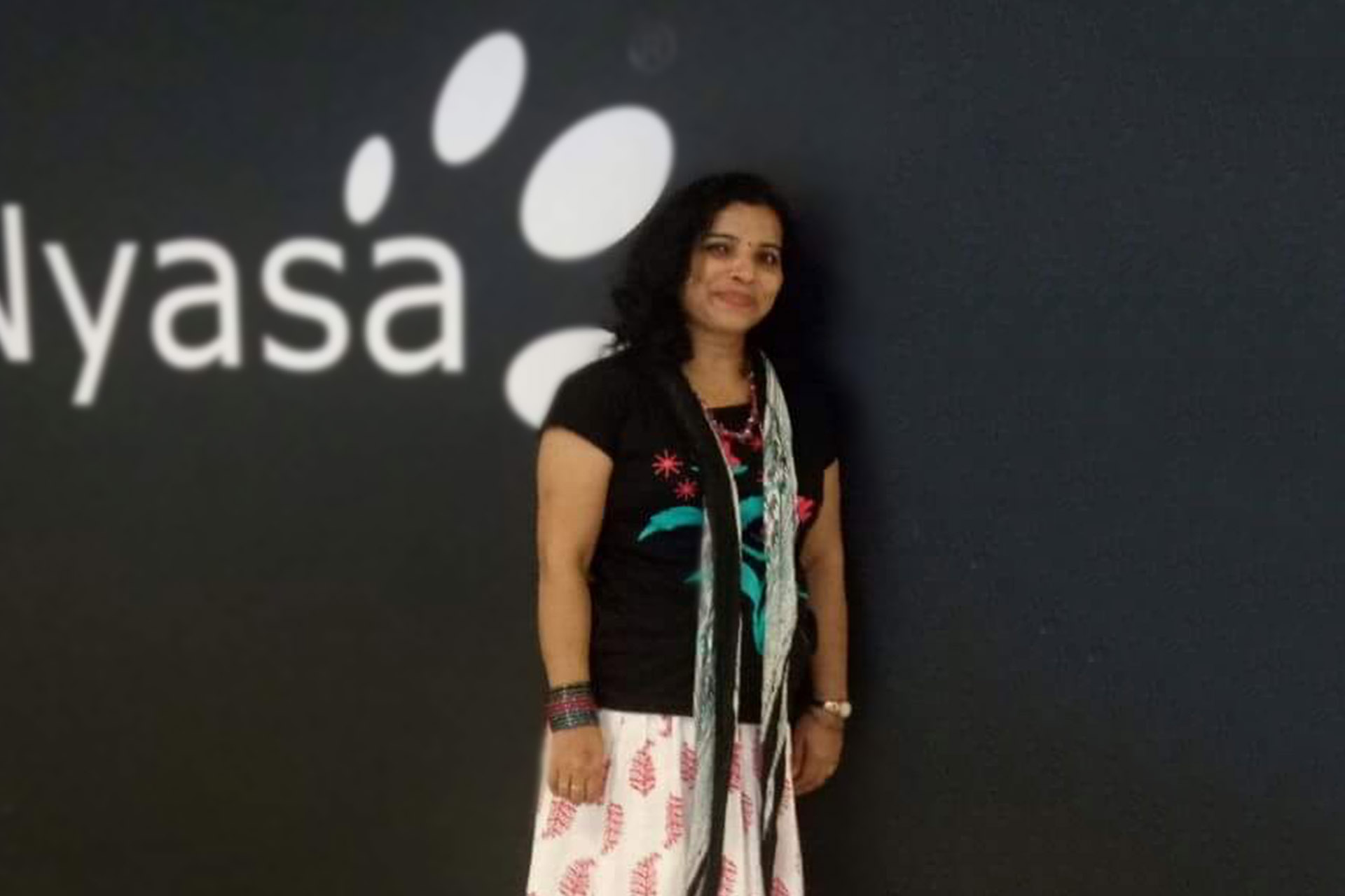SENIOR & FOUNDER Gayatri
